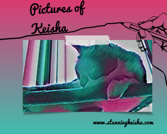 Pictures of Keisha
