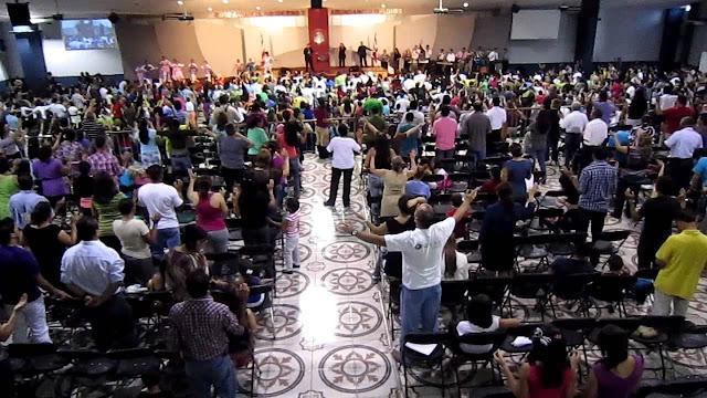 la importancia de congregarse