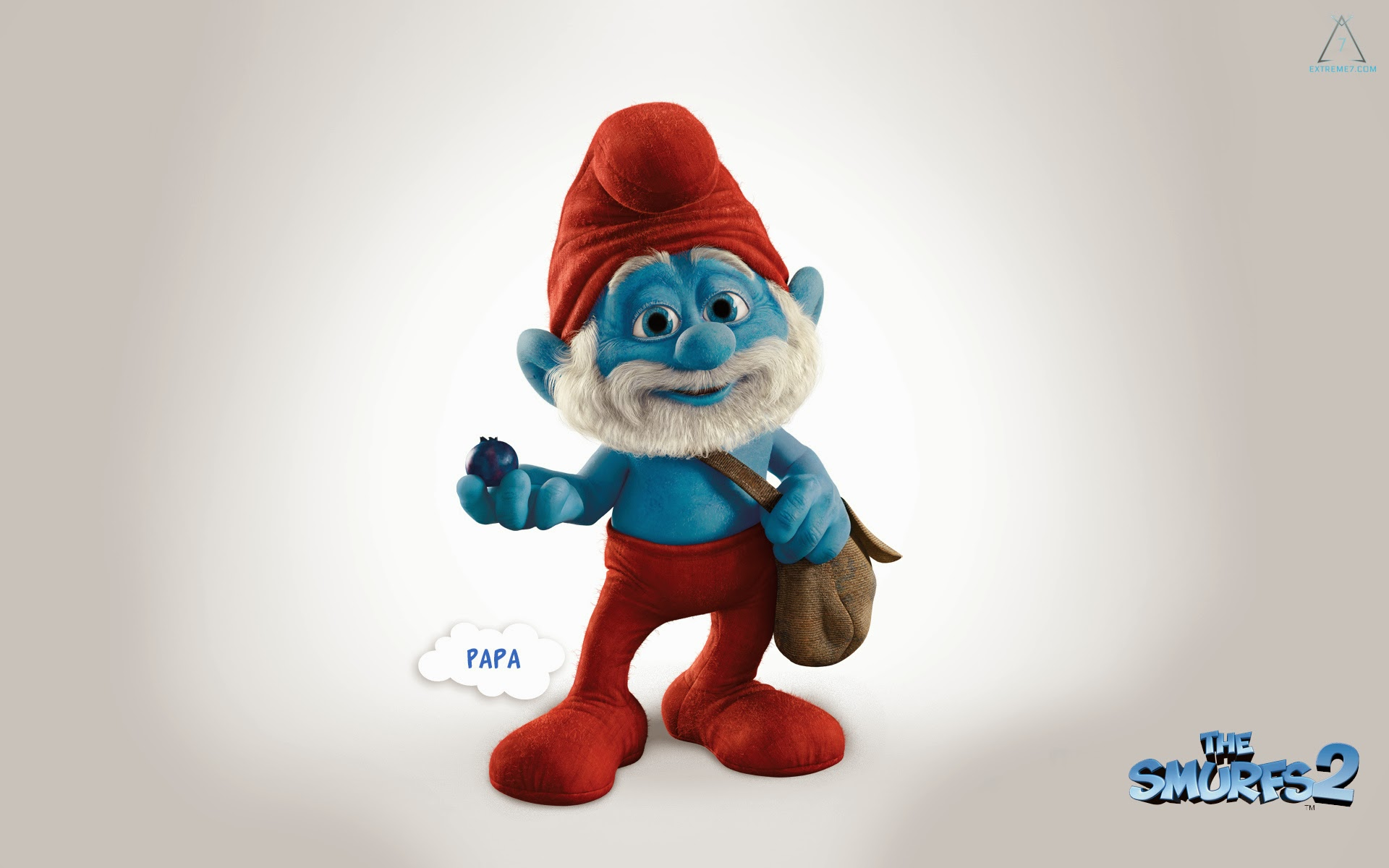 The Smurfs 2 Character Wallpapers | WallpaperDeck