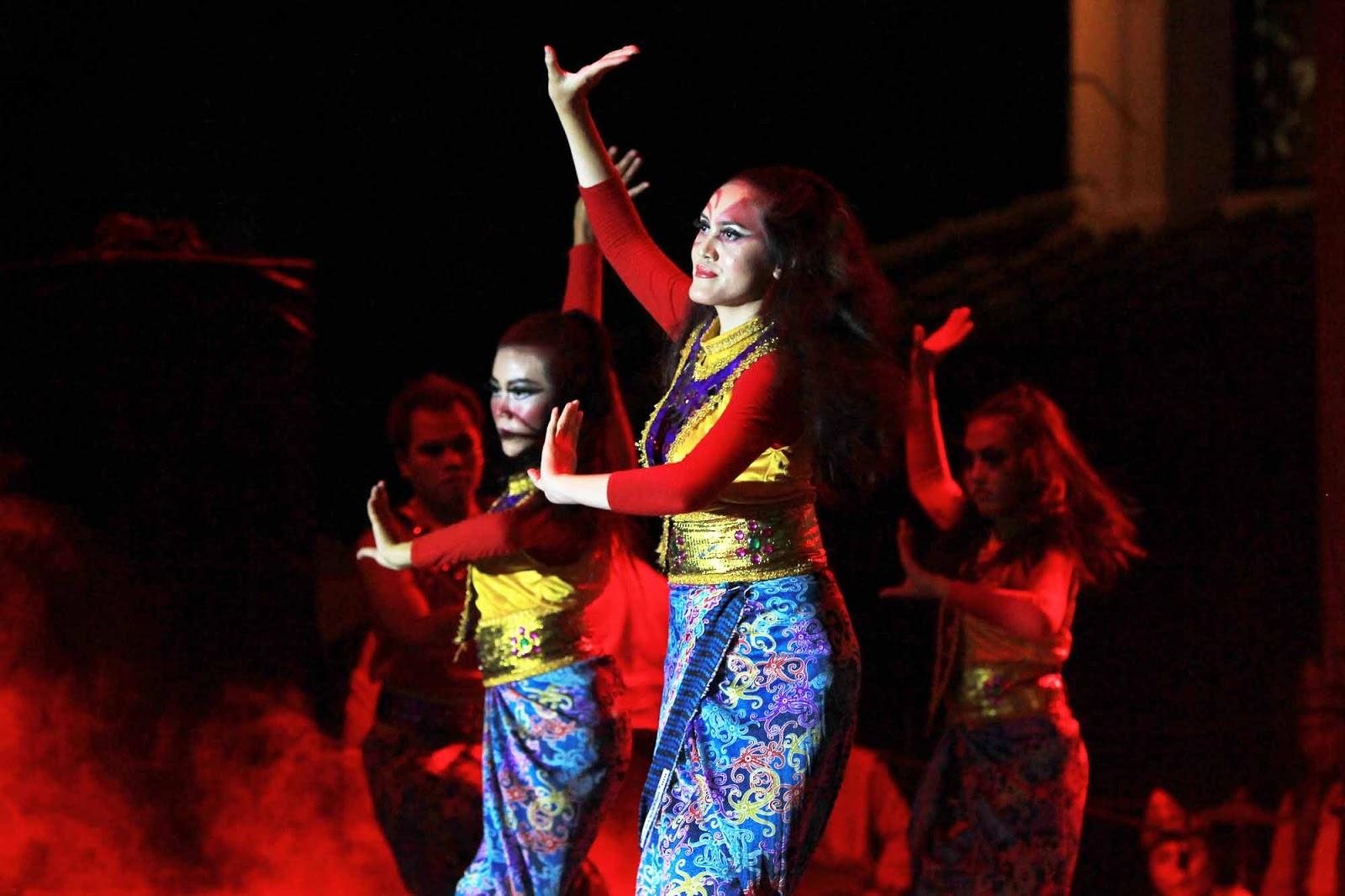 Tari Petake Gerinjing, Tarian Tradisional Dari Sumatera Selatan
