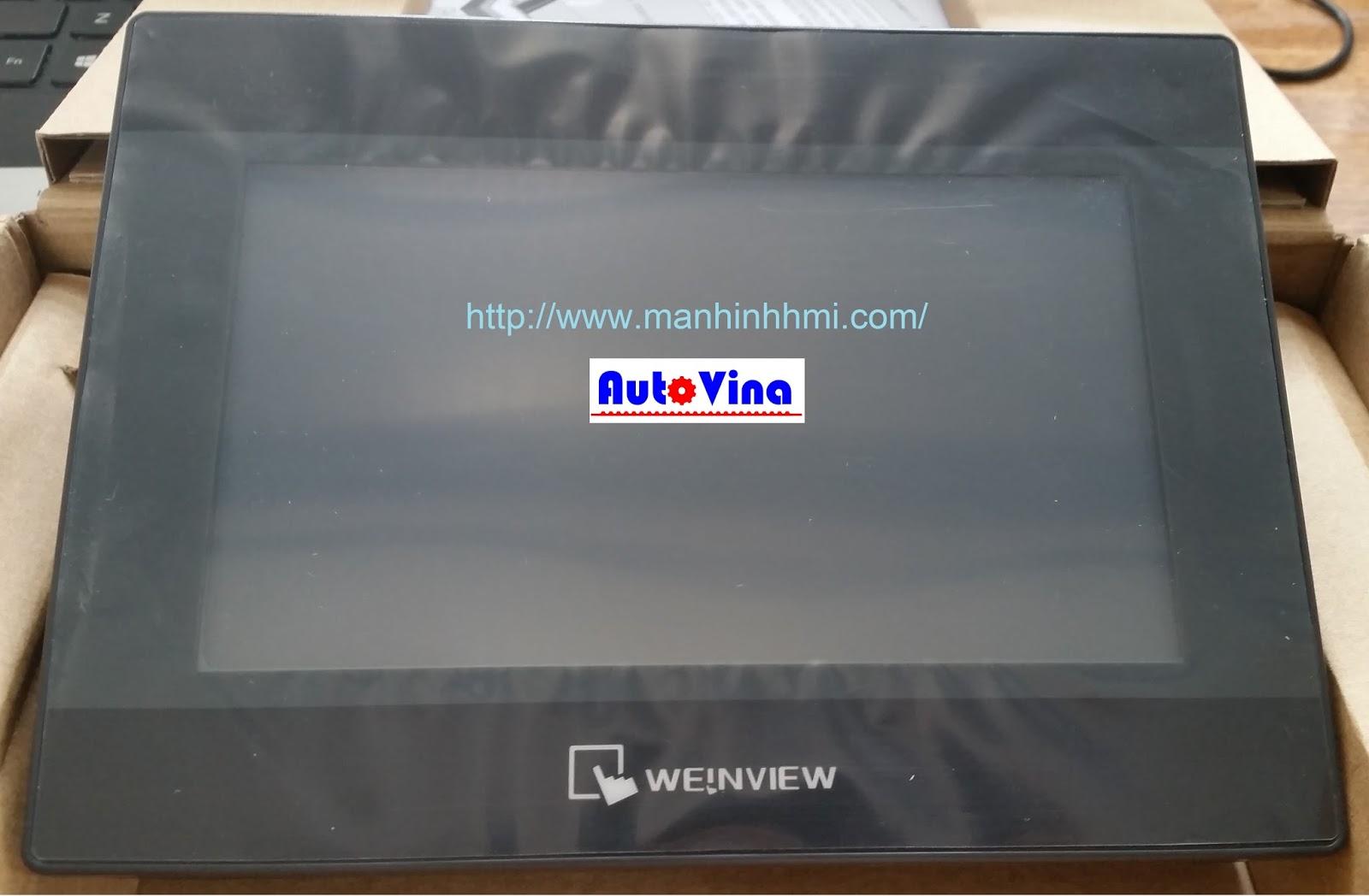 Phân phối màn hình cảm ứng HMI Weinview Weintek 7 inch TK6070iP. Sửa chữa thay thế tấm cảm ứng màn hình HMI Weinview. Thay thế LCD HMI Weinview.
