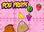 Las frutas de Pou juego