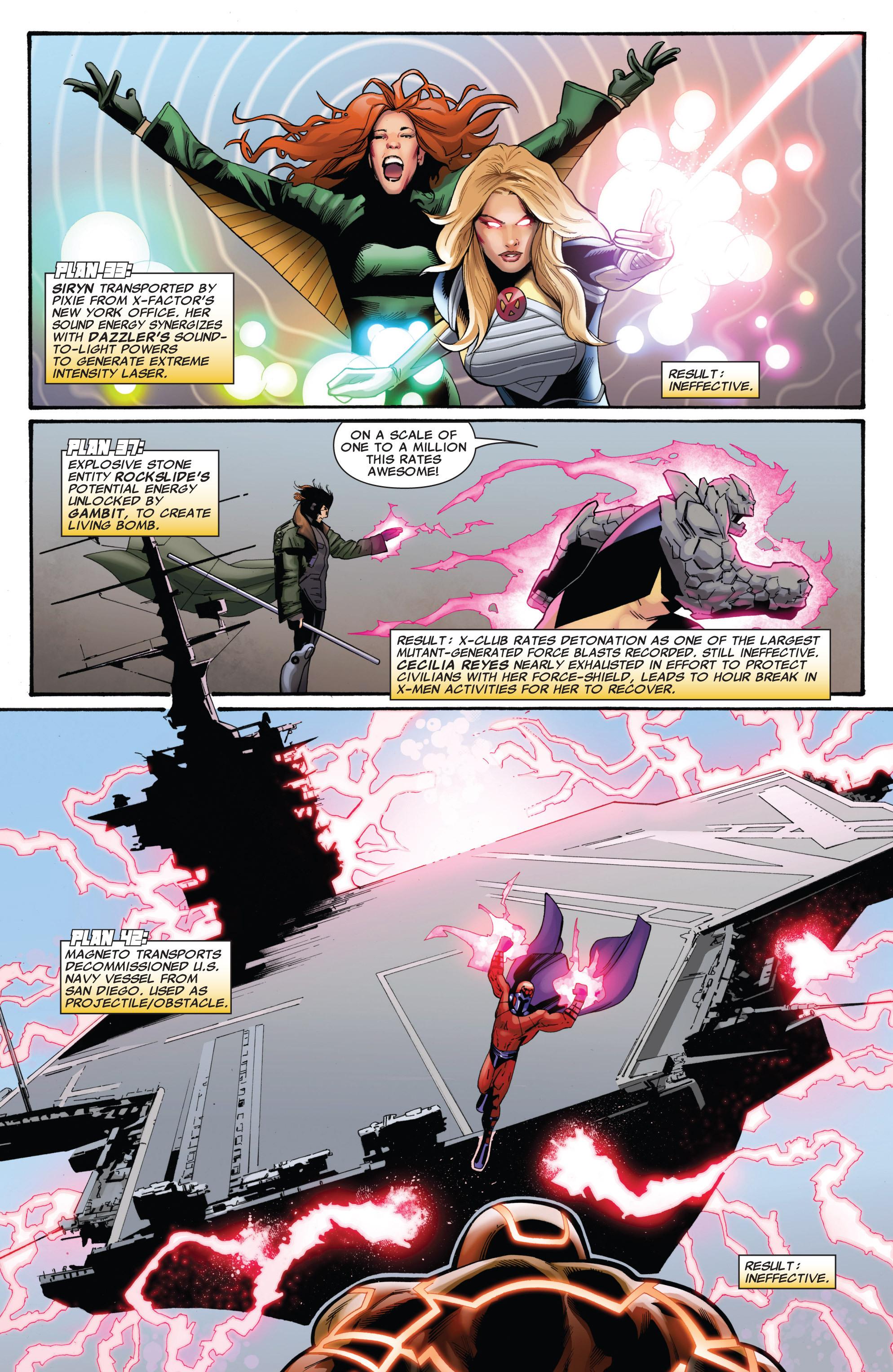 Read online Uncanny X-Men (1963) comic -  Issue #542 - 17