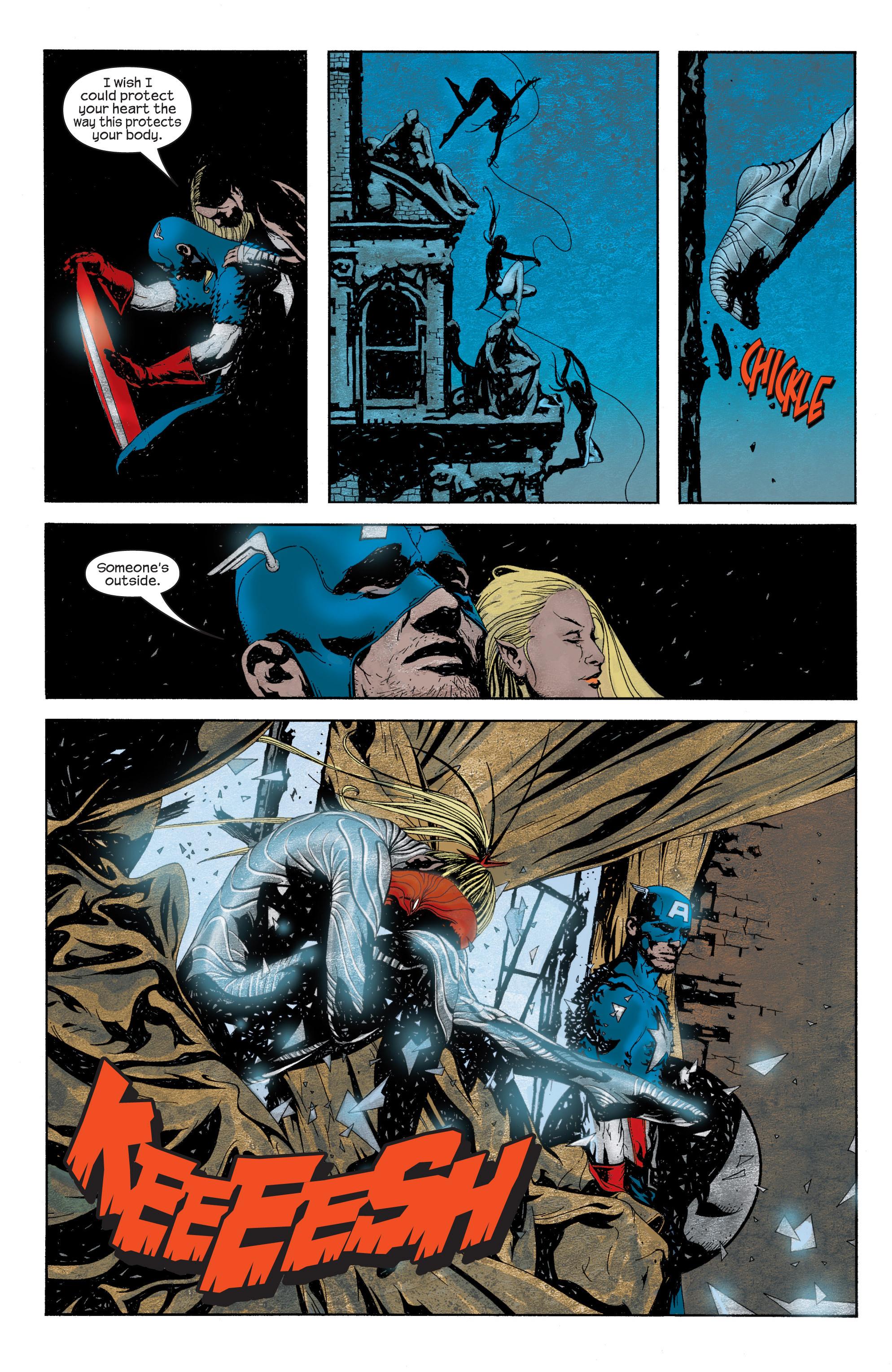 Captain America (2002) Issue #13 #14 - English 20