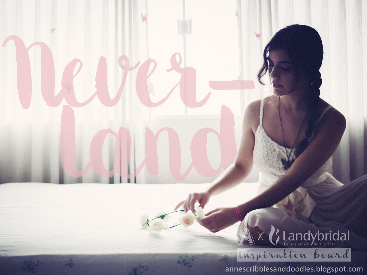 Neverland with Landybridal | Wedding Inspirations