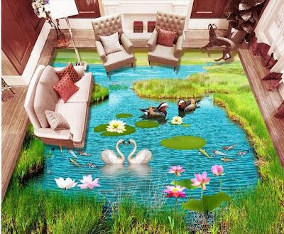 3D flooring designs images with epoxy floor paint 2019 catalog