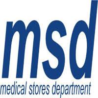 Jobs at Medical Stores Department (MSD),