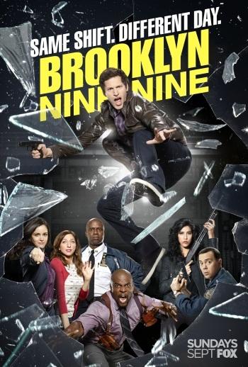 Baixar Brooklyn Nine Nine 2ª Temporada Dublado