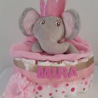 cadeau elephant fille