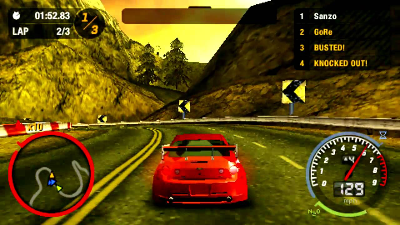 Download link download the latest psp need for speed most wanted