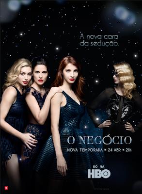 A nova temporada estreia no dia 24 de abril às 21h - Divulgação