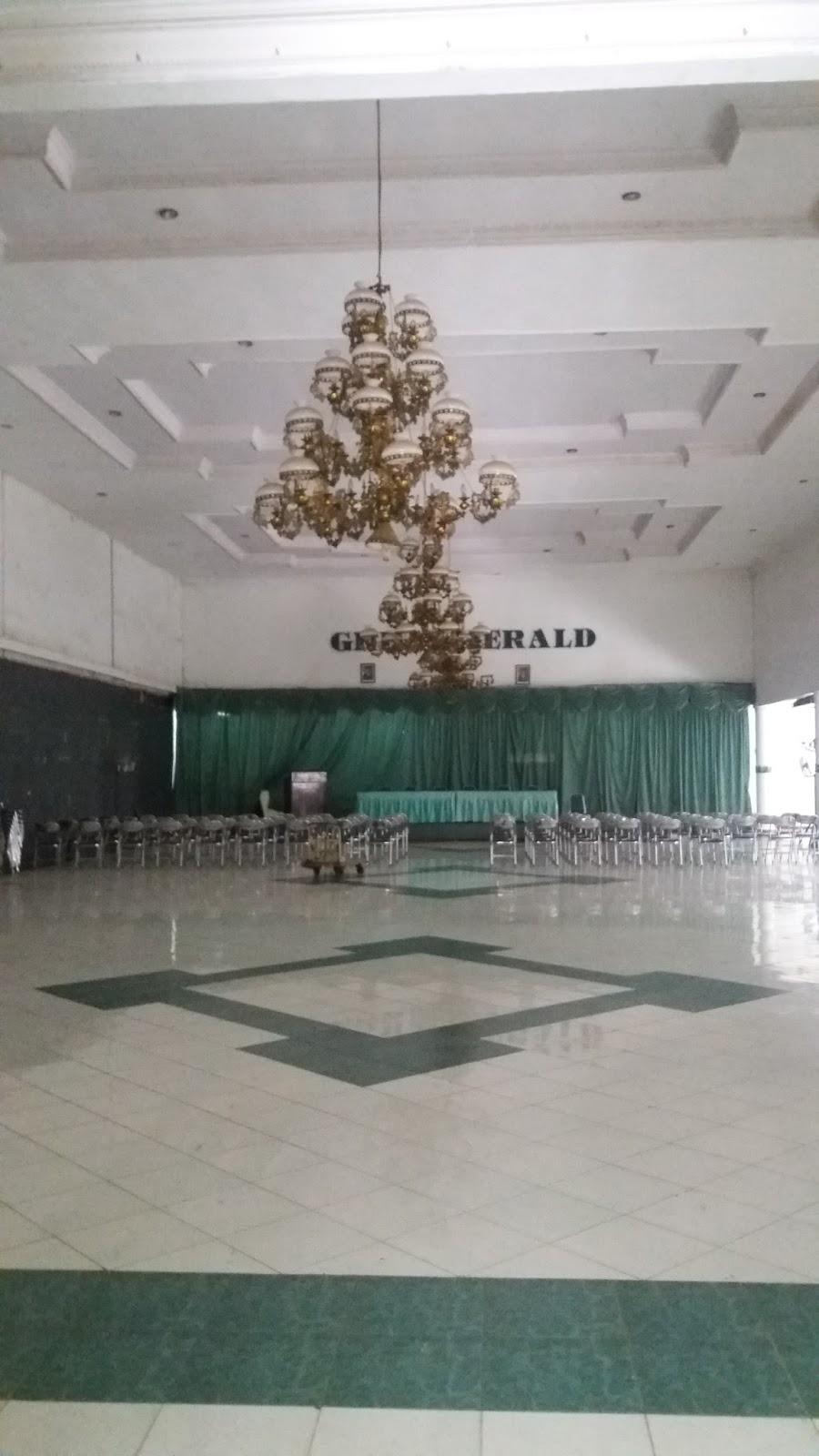 gedung pernikahan 20152016  Graha Emerald  PERSIAPAN