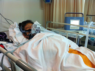 K-coさんのALS生活: 本日、再々度の入院 K-coさんのALS生... coさんのALS生