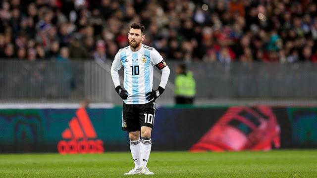 DEPORTE: Lionel Messi se incorporó a los entrenamientos con la selección de Argentina ante Venezuela.