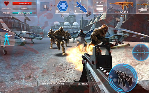 Top 17 Game Perang Offline Android Terbaik Yang Seru Abis