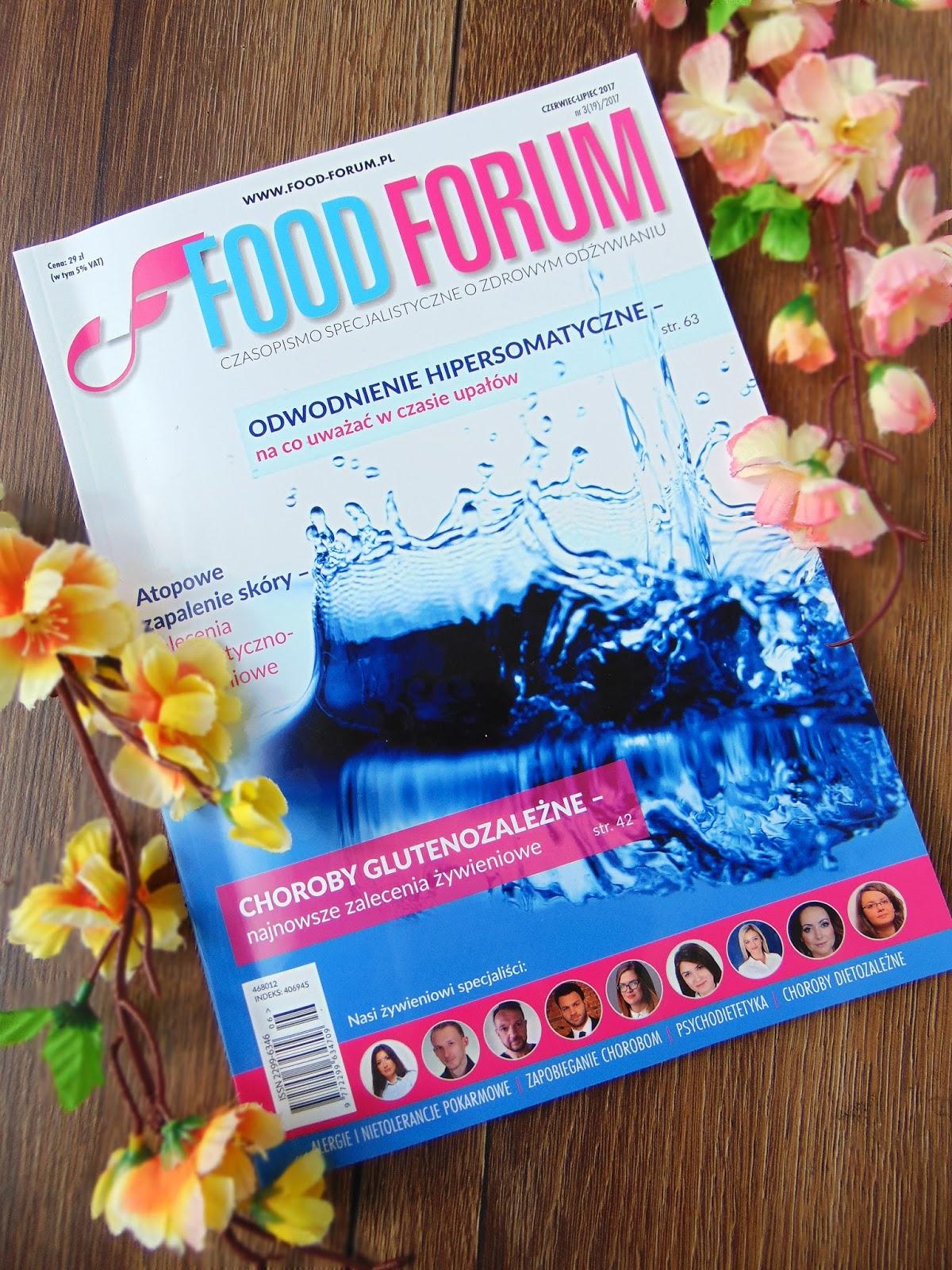 Moje Zdrowe Slodkosci Oraz Porady Zywieniowe Food Forum Czasopismo
