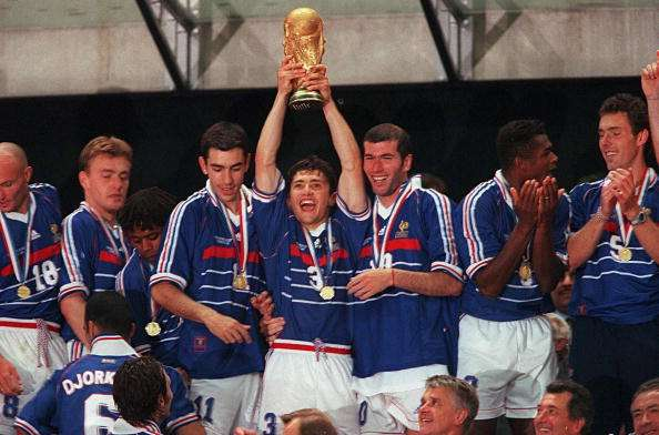 What Former FIFA Executive Says About 1998 FIFA World Cup Draw