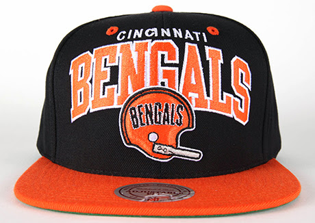 separation shoes 07ae3 a266d Mitchell and Ness Snapback Hats, Cincinnati Bengals Snapback ...