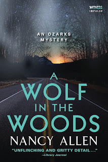 Excerpt: A Wolf in the Woods by Nancy Allen