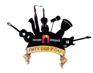 Fifty Gigs In A Day logo