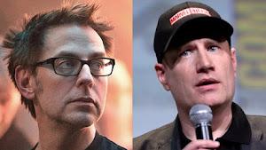 James Gunn fala sobre a reação de Kevin Feige quando ele assumiu 'O Esquadrão Suicida'