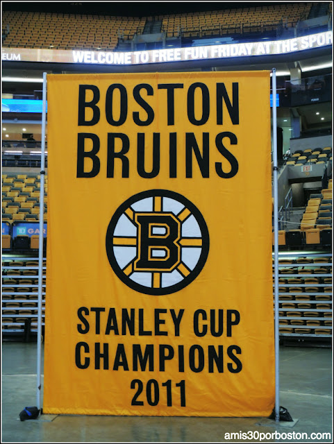 Bruins TD Garden Museo Boston