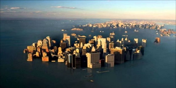 Προετοιμαστείτε για τον επερχόμενο «υδάτινο κόσμο»