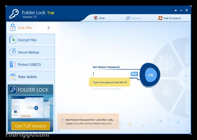 Folder Lock : Cara Mudah Mengunci Folder Paling Aman