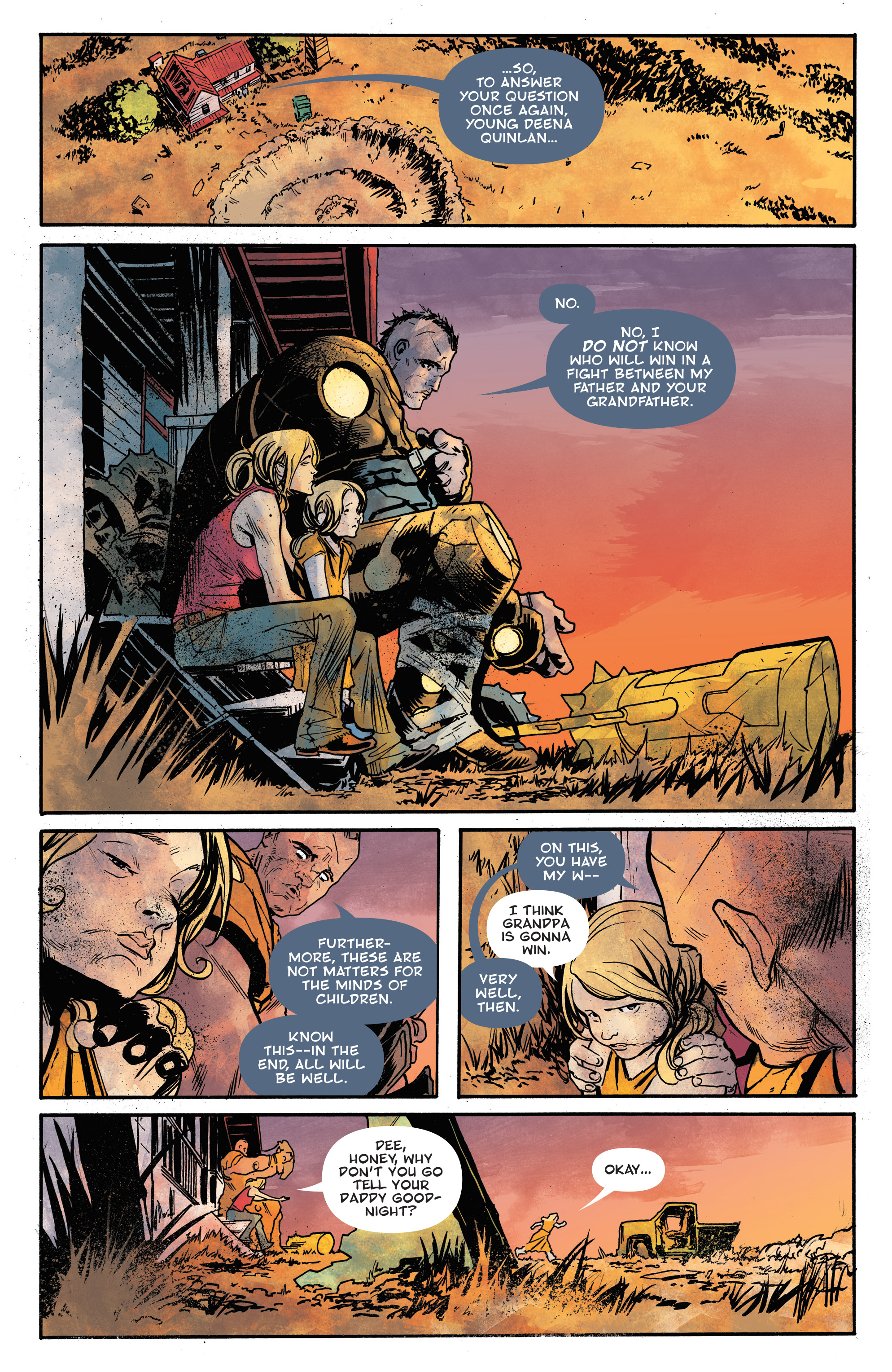Read online God Country comic -  Issue #6 - 4