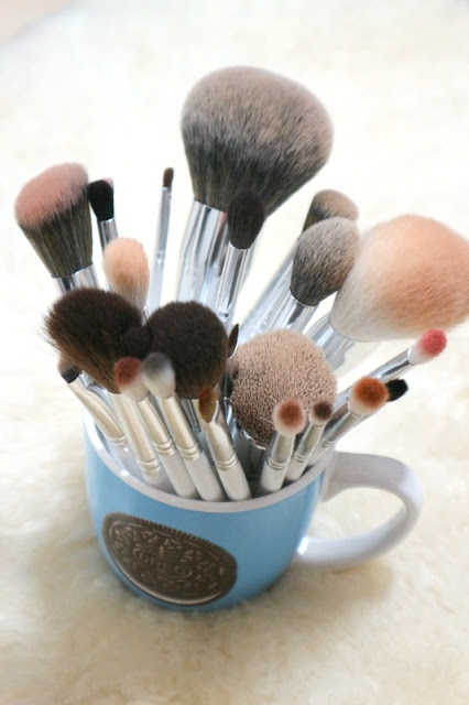 Morphe x Jaclyn Hill brushes