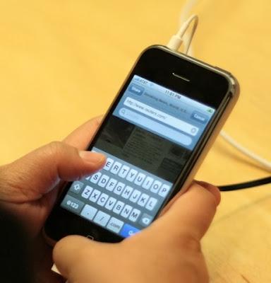 IPhone keyboard unblurred - Se você usou Iphone entre 2009 e 2012, talvez tenha uma indenização a receber