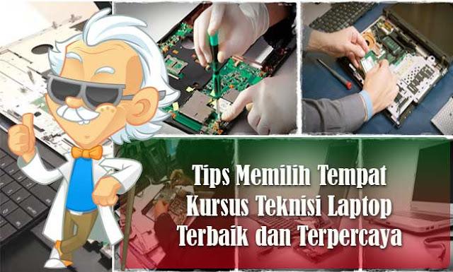kursus pakar laptop surabaya, tempat kursus reparasi laptop, kursus service laptop online