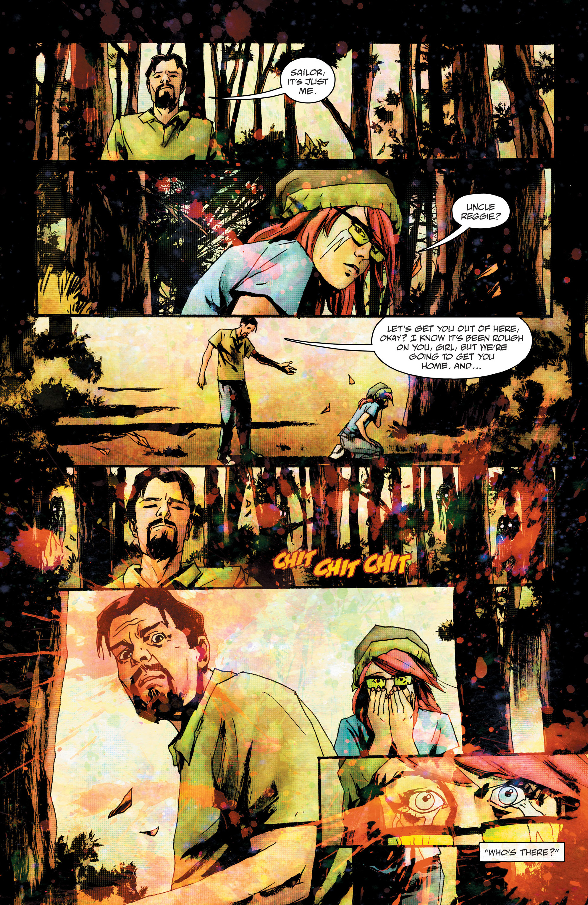 Read online Wytches comic -  Issue #2 - 22