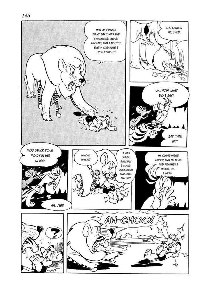 Jungle Taitei - Chapter 6