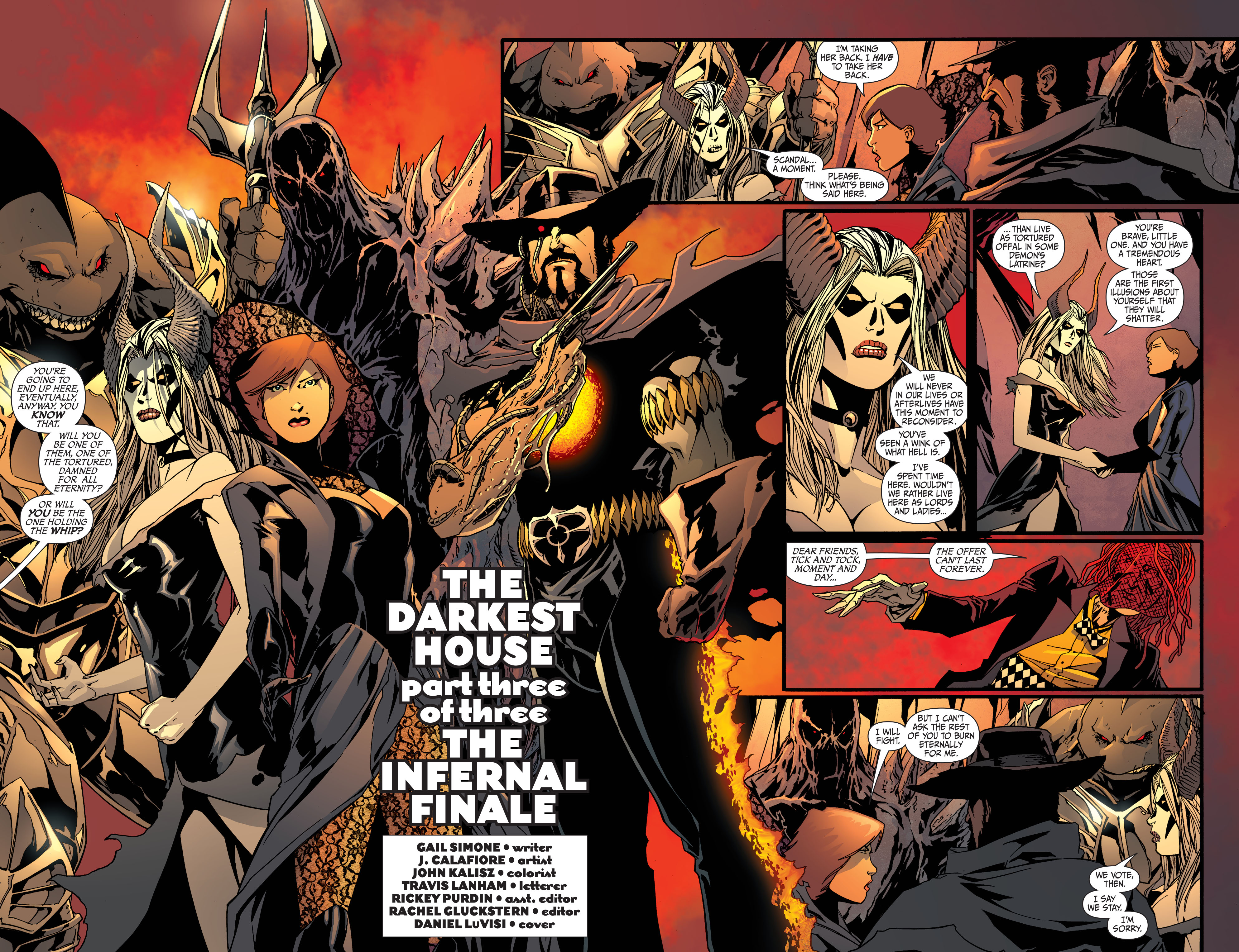 Read online Secret Six (2008) comic -  Issue #33 - 3