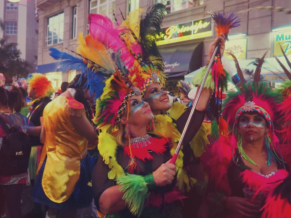 Santa Cruz de Tenerife Carnaval 2016