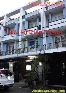 Cho Thuê Nhà Nguyên Căn Quận 6 Bình Phú