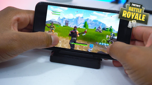 Fortnite genero $ 100 millones en iphone en tan solo 90 días!