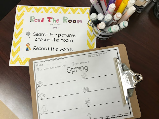 write-the-room-spring-writing-center