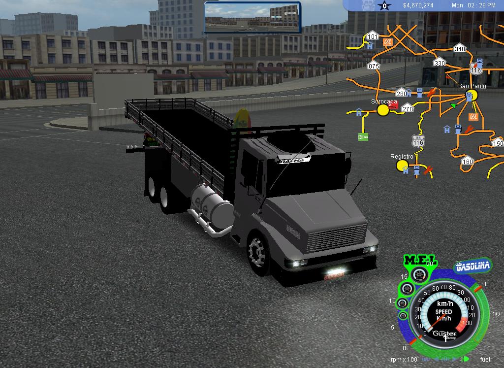 Hard Truck - 18 Wheels Of Steel - Pedal To The Metal Keygen
