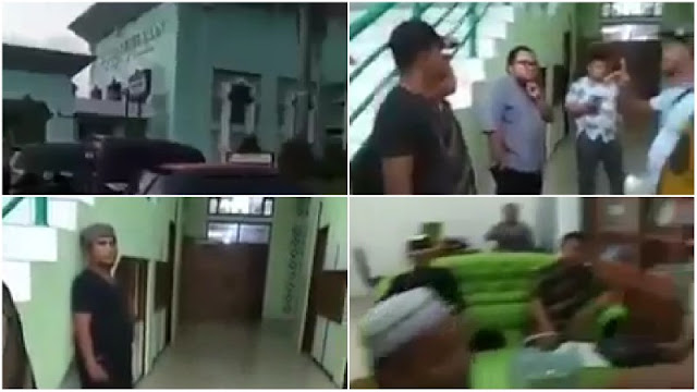 Warga Murka, Ini Kata Pengurus Masjid Soal Video Pesta di Masjid Nurul Iman Padang