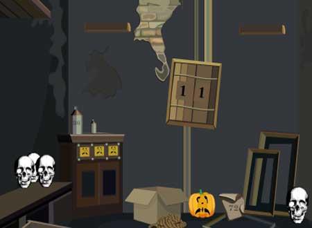 Juegos para escapar de halloween