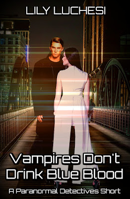 Vampires Don't Drink Blue Blood, Lily Luchesi, Featured Title