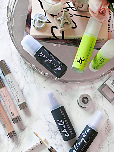 Prep, Prime & Set   New Releases & Old Favourites From Urban Decay   Overview & Suggestions   labellesirene.ca