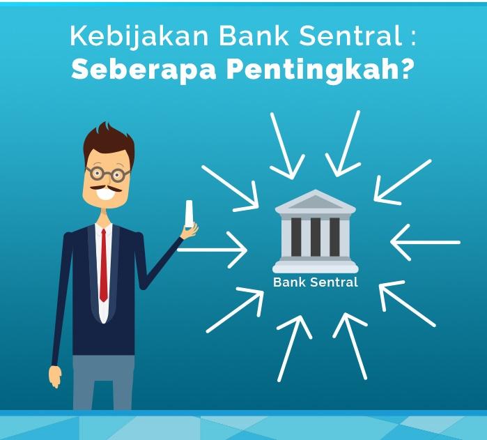 Kebijakan Bank Sentral: Seberapa Pentingkah?