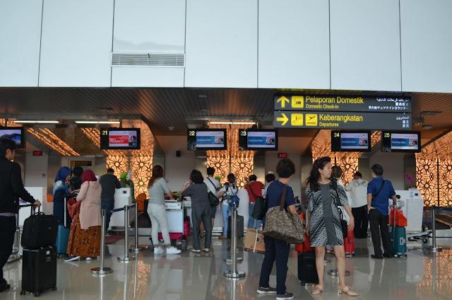 SEPOK Pulang Pergi Jakarta Naik Kelas Bisnis Garuda Indonesia, business class garuda indonesia