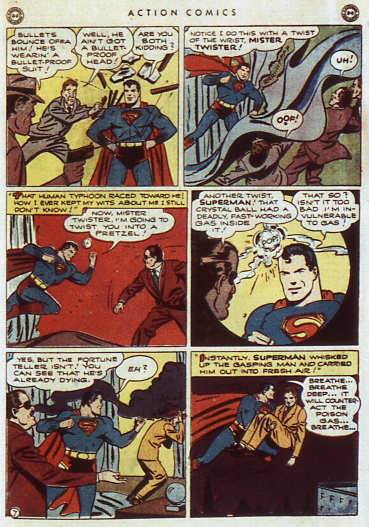 Action Comics (1938) 96 Page 8
