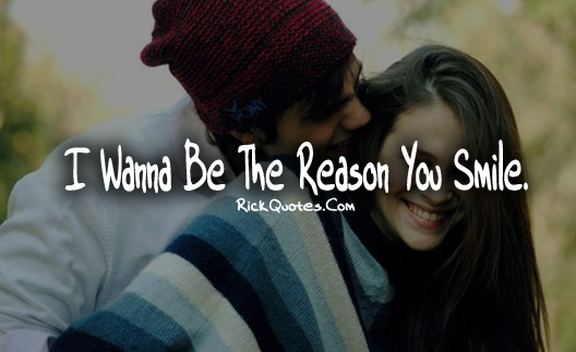 Love Quotes | Reason You Smile