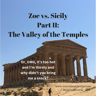 Sicily: The Valley of the Temples