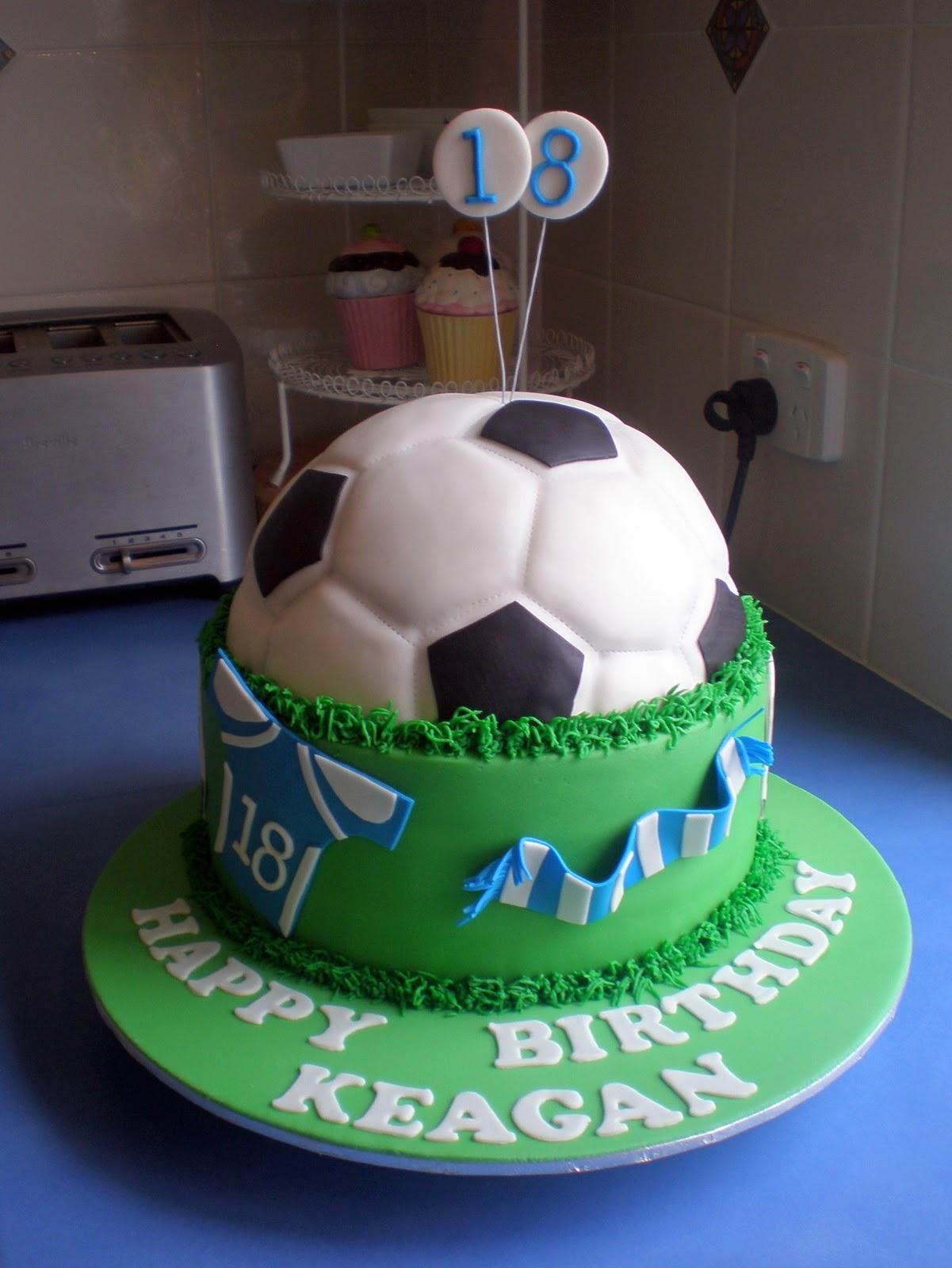Football Cake Stand